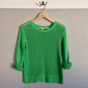 XS GAP Mesh Sweater